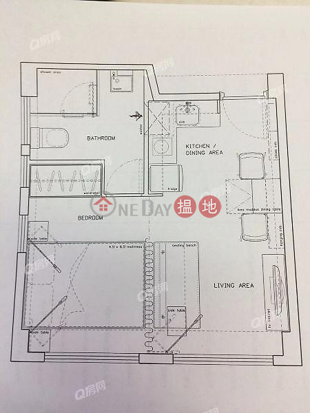 Property Search Hong Kong | OneDay | Residential | Rental Listings Tai Cheung Building | High Floor Flat for Rent