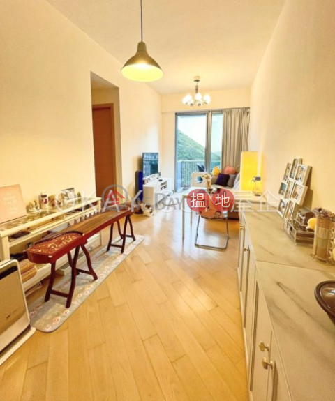 Lovely 1 bedroom on high floor with balcony | For Sale|Larvotto(Larvotto)Sales Listings (OKAY-S87014)_0