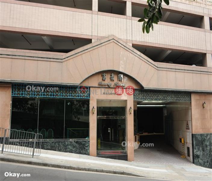 3房2廁,極高層,連車位,露台《富豪閣出售單位》|富豪閣(Beverley Heights)出售樓盤 (OKAY-S138556)