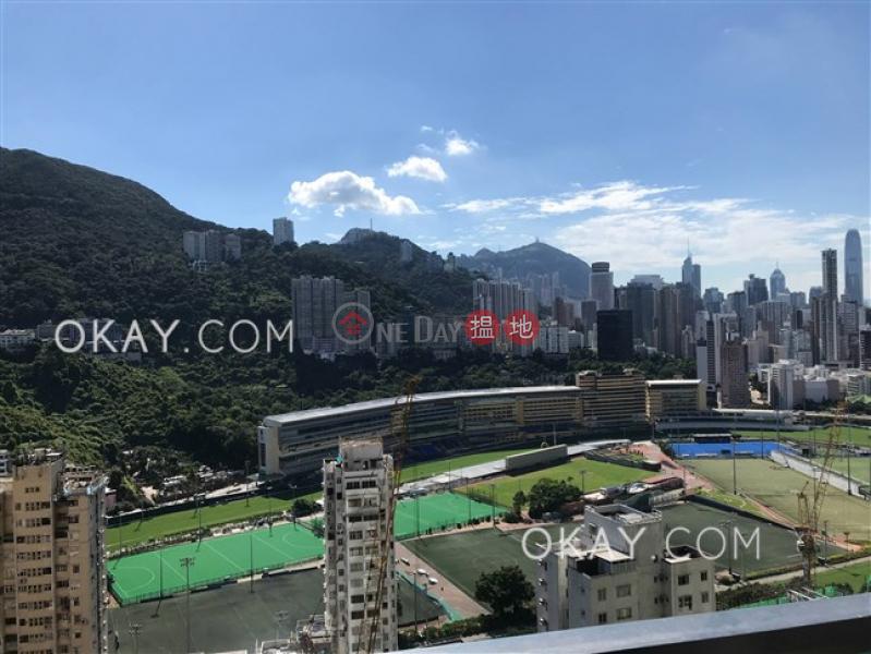 Luxurious 3 bedroom with racecourse views, balcony | Rental | 12 Broadwood Road | Wan Chai District Hong Kong Rental | HK$ 80,000/ month