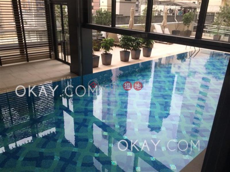 HK$ 23,000/ 月|高士台-西區開放式,星級會所,可養寵物,露台《高士台出租單位》