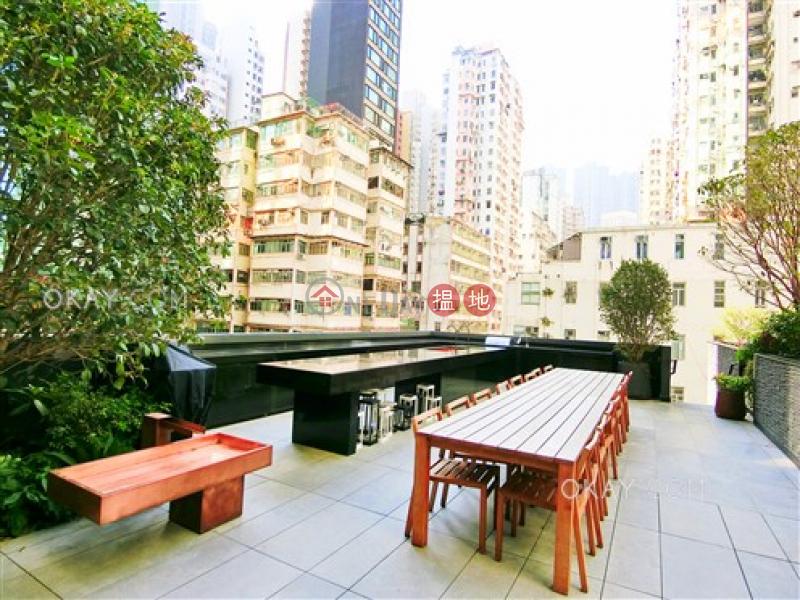Elegant 2 bedroom on high floor with balcony | For Sale | 321 Des Voeux Road West | Western District Hong Kong | Sales, HK$ 13.8M