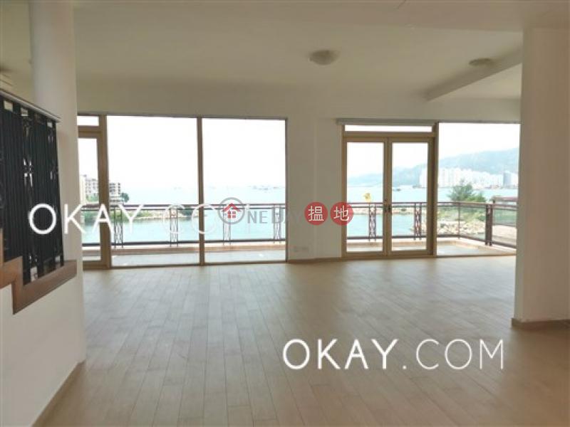 Rare 4 bedroom on high floor with sea views & terrace | Rental | Hong Kong Gold Coast Block 25 香港黃金海岸 25座 Rental Listings