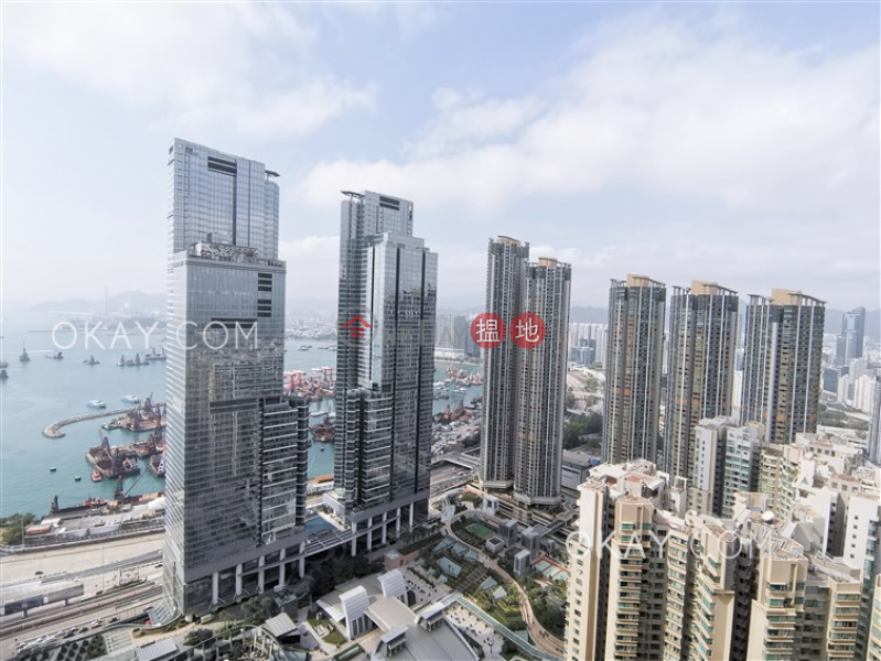 HK$ 60,000/ month, The Arch Sky Tower (Tower 1),Yau Tsim Mong, Lovely 3 bedroom on high floor with balcony | Rental