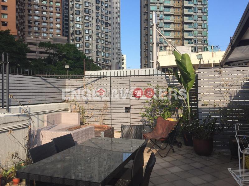 蘇豪區一房筍盤出租|住宅單位1-6華寧里 | 中區香港|出租|HK$ 43,000/ 月