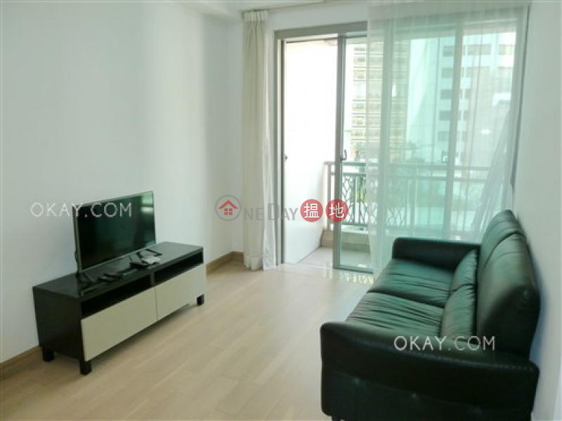 HK$ 11M, York Place | Wan Chai District Unique 1 bedroom with balcony | For Sale