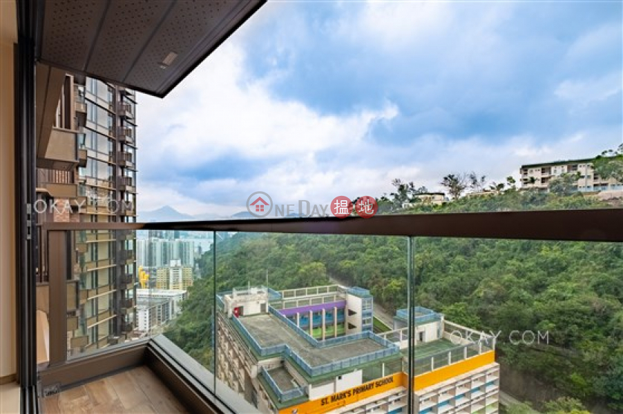 Stylish 4 bedroom on high floor with balcony & parking | For Sale, 33 Chai Wan Road | Eastern District Hong Kong Sales, HK$ 33M