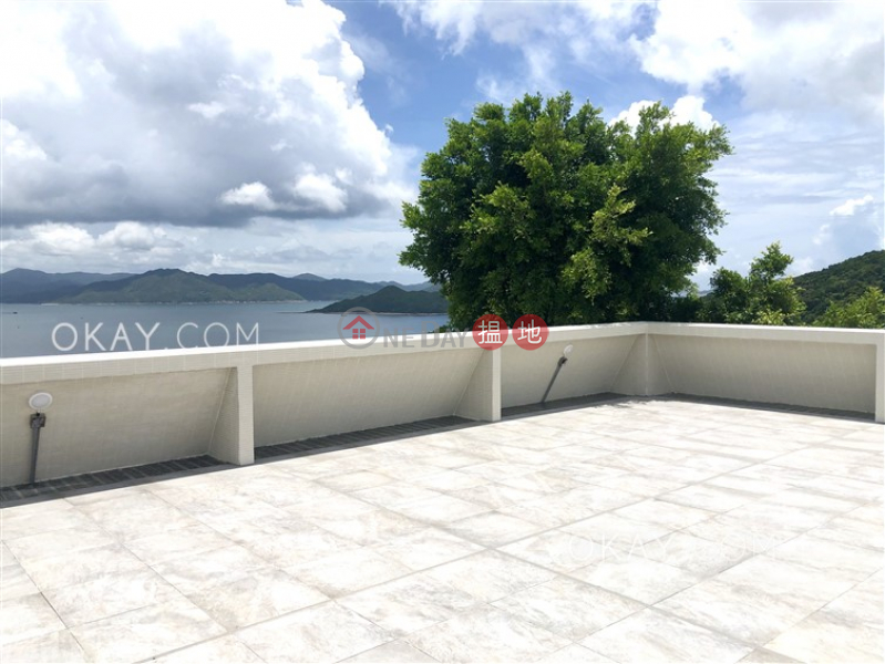 4房2廁,海景,連車位,獨立屋《碧湖別墅 D座出租單位》-8碧沙路 | 西貢-香港-出租|HK$ 122,000/ 月