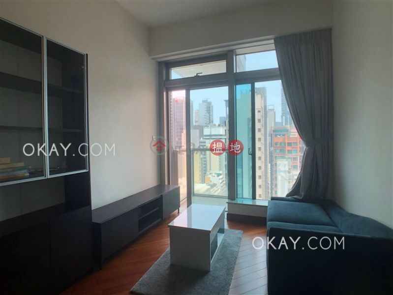 Charming 1 bedroom with balcony | Rental, The Avenue Tower 2 囍匯 2座 Rental Listings | Wan Chai District (OKAY-R288971)