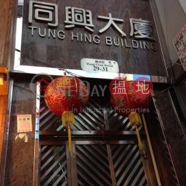Tung Hing Building ,Mong Kok, Kowloon
