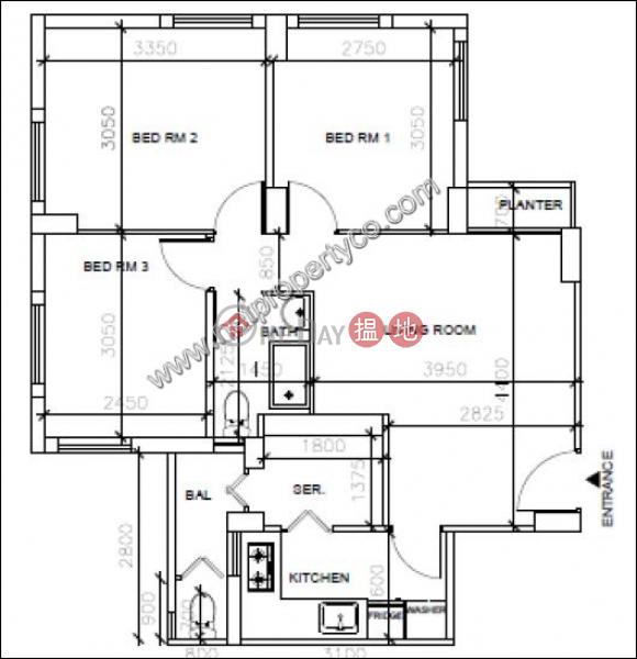 海德大廈|灣仔區海德大廈(Hyde Park Mansion)出租樓盤 (A060902)