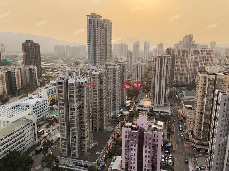 香港搵樓 租樓 二手盤 買樓  搵地   住宅-出租樓盤內園靚景,廳大房大,環境清靜,核心地段,乾淨企理《Yoho Town 1期9座租盤》