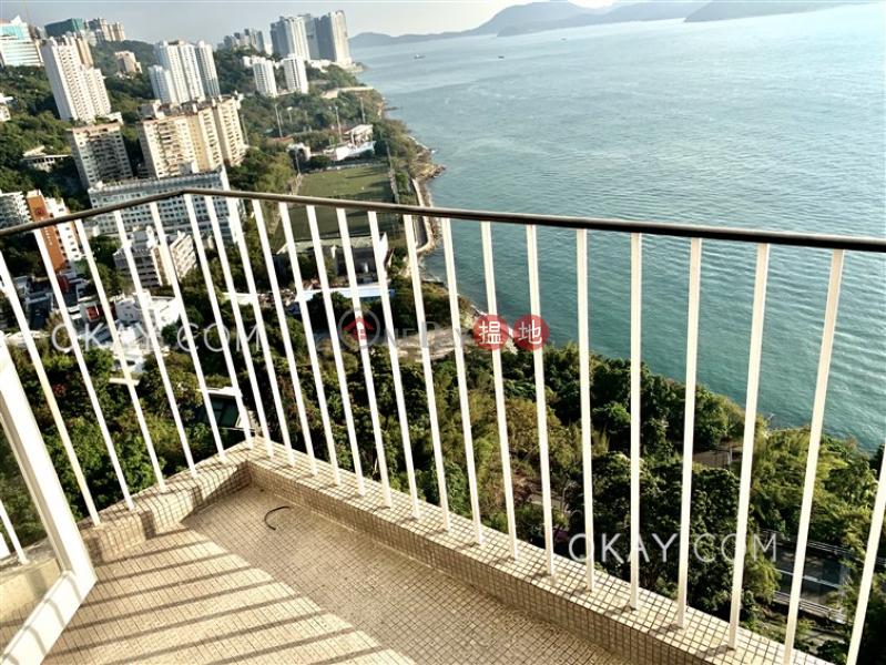 Efficient 3 bed on high floor with sea views & balcony | Rental | Vista Mount Davis 華亭閣 Rental Listings