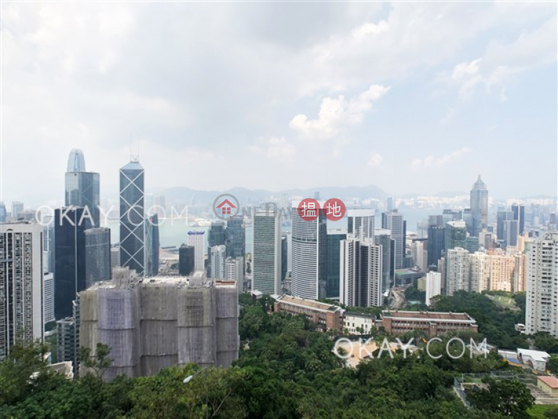 Gorgeous 4 bedroom with harbour views & parking | Rental | Magazine Heights 馬己仙大廈 Rental Listings