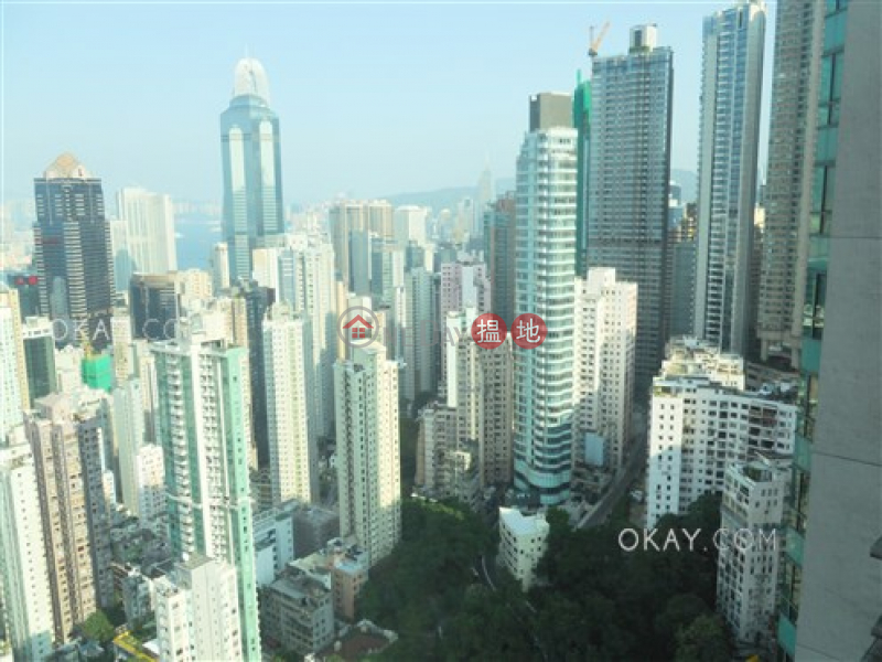 Property Search Hong Kong | OneDay | Residential Rental Listings | Nicely kept 3 bedroom on high floor with harbour views | Rental