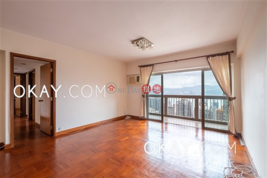 Efficient 3 bedroom with balcony & parking | For Sale | 41 Conduit Road | Western District | Hong Kong, Sales, HK$ 32.8M