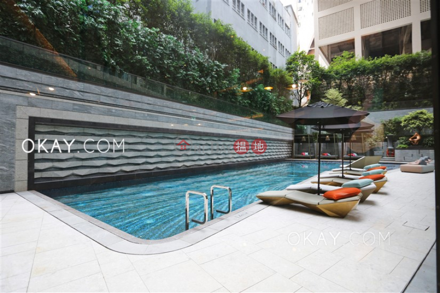 Property Search Hong Kong | OneDay | Residential, Rental Listings | Generous 1 bedroom on high floor with balcony | Rental