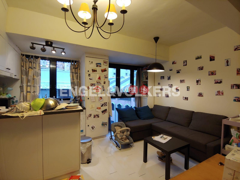 1 Bed Flat for Rent in Soho, 49-49C Elgin Street | Central District | Hong Kong Rental HK$ 24,000/ month