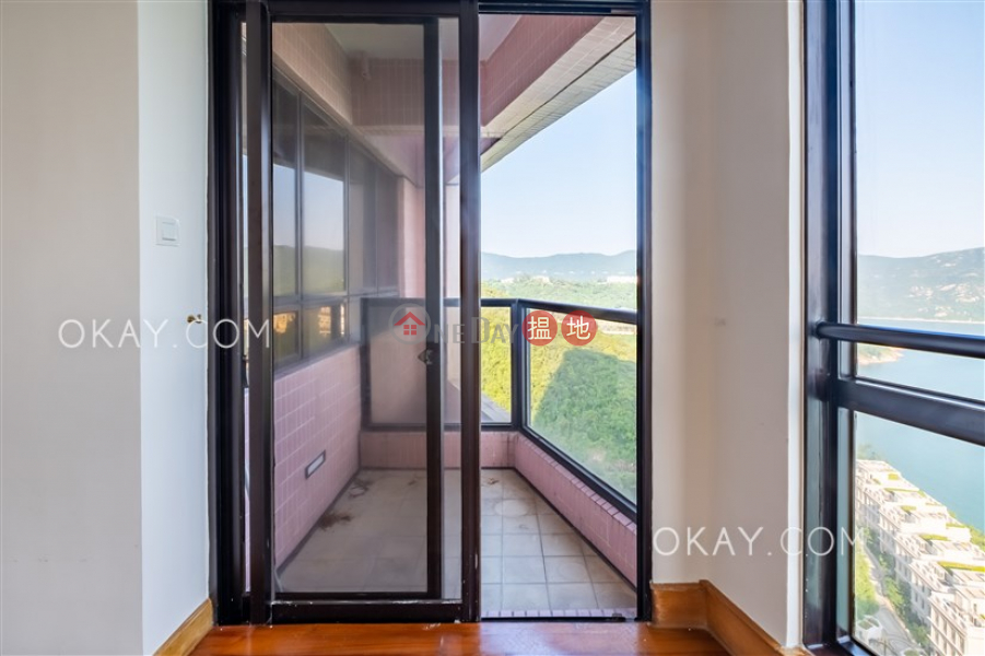 HK$ 89,500/ month Pacific View Southern District Stylish 4 bed on high floor with sea views & balcony | Rental