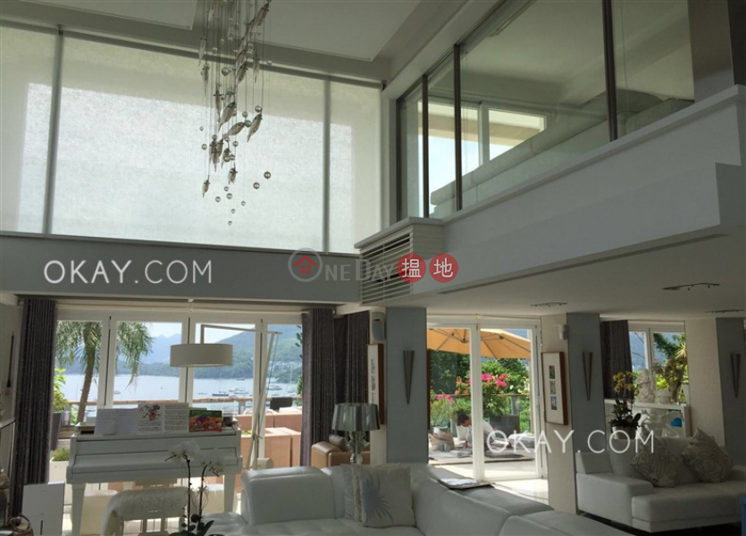 HK$ 82M, Pak Sha Wan Village House Sai Kung, Unique house with terrace & parking | For Sale