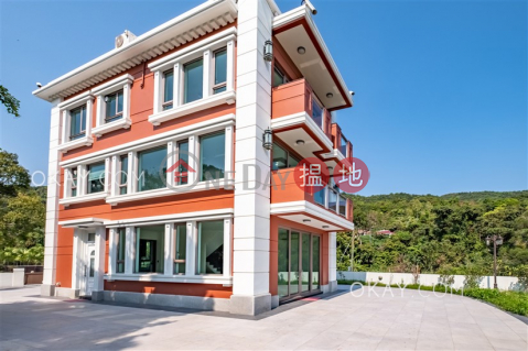 Unique house in Sai Kung | Rental|Sai KungWong Chuk Wan Village House(Wong Chuk Wan Village House)Rental Listings (OKAY-R306383)_0