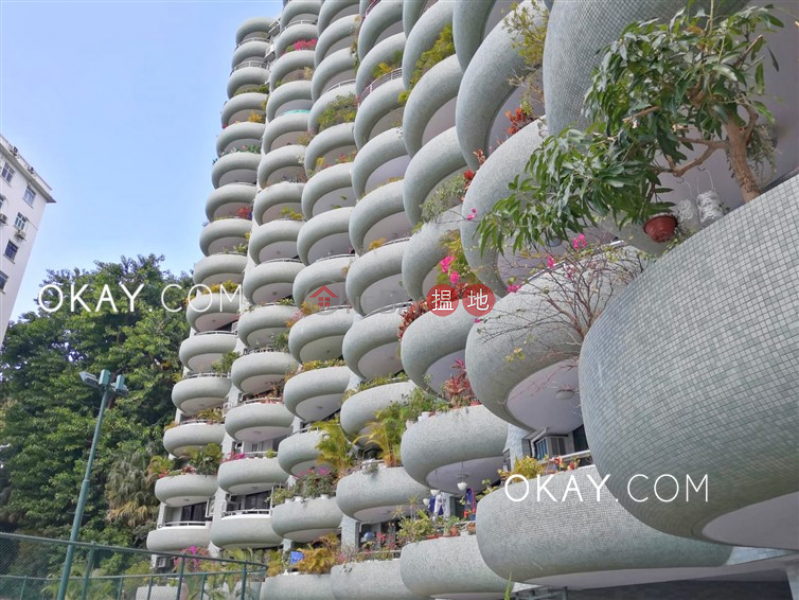Tasteful 3 bedroom with balcony & parking | Rental | Greenery Garden 怡林閣A-D座 Rental Listings