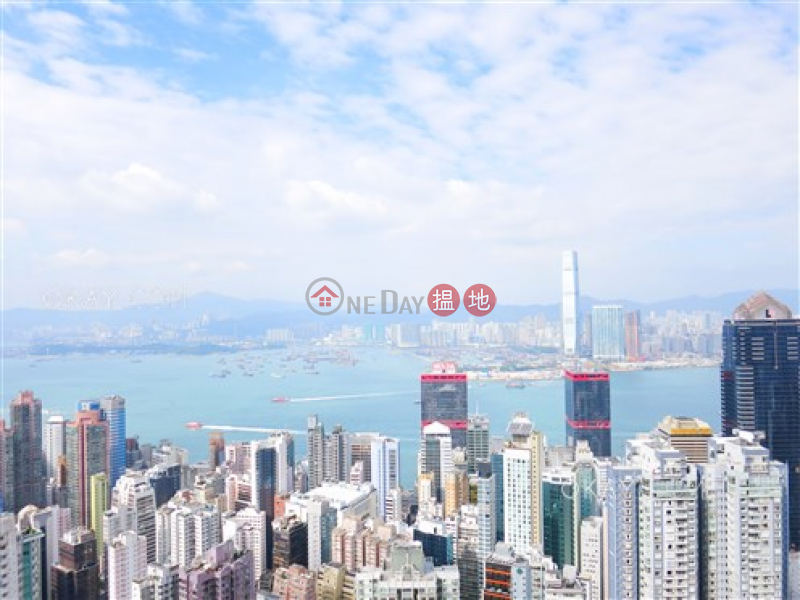 Unique 3 bedroom on high floor with sea views & balcony | For Sale | Azura 蔚然 Sales Listings