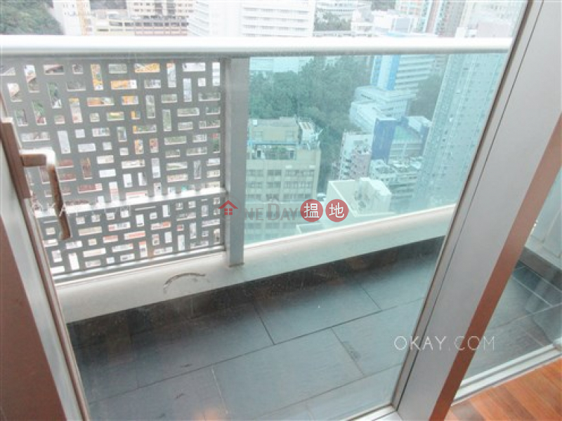 Property Search Hong Kong | OneDay | Residential, Rental Listings | Cozy 1 bedroom on high floor with balcony | Rental
