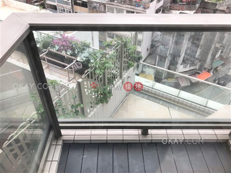 HK$ 14.2M SOHO 189 Western District Nicely kept 2 bedroom with balcony | For Sale