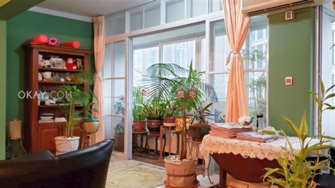 HK$ 8,300萬-豪園灣仔區-4房3廁,實用率高,連車位《豪園出售單位》