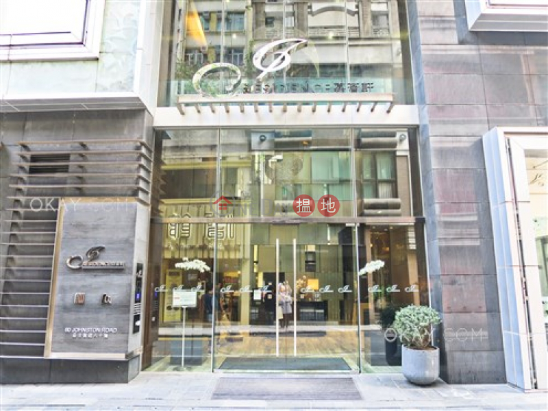 Cozy 1 bedroom on high floor with balcony | Rental, 60 Johnston Road | Wan Chai District Hong Kong, Rental, HK$ 26,000/ month