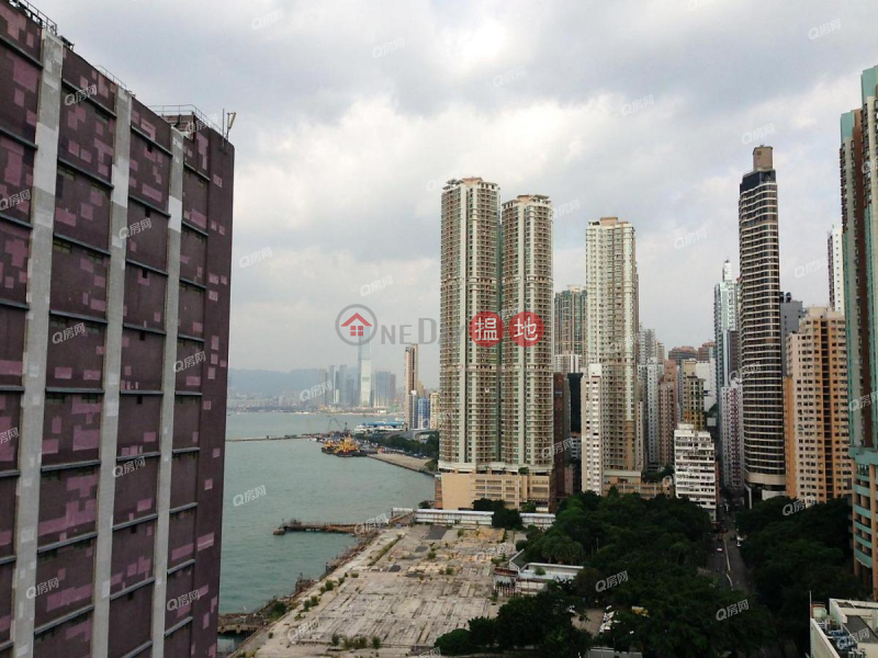 HK$ 27,000/ 月域多利道60號-西區開揚海景,名校網,環境清靜,實用 2 房《域多利道60號租盤》