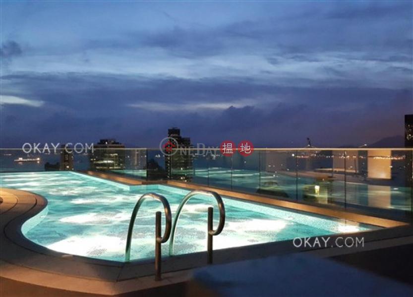 香港搵樓 租樓 二手盤 買樓  搵地   住宅出租樓盤-1房1廁,星級會所,露台《星鑽出租單位》