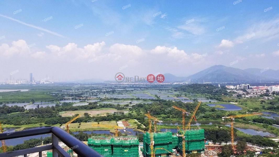無敵景觀,景觀開揚,環境優美,廳大房大,實用靚則《慧景軒 3座買賣盤》-33天葵路 | 元朗香港-出售|HK$ 668萬