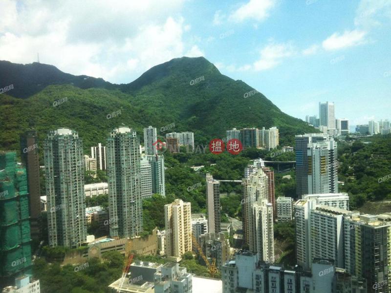 HK$ 27,500/ 月高逸華軒西區景觀開揚,鄰近地鐵,地段優越,環境清靜,地標名廈《高逸華軒租盤》