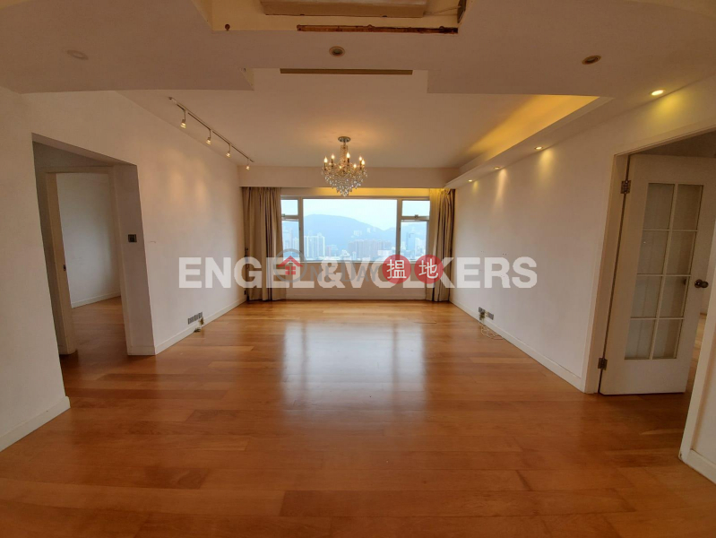 3 Bedroom Family Flat for Rent in Braemar Hill | Evelyn Towers 雲景台 Rental Listings