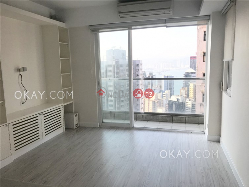Practical 1 bed on high floor with harbour views | Rental, 110-118 Caine Road | Western District | Hong Kong, Rental HK$ 26,500/ month