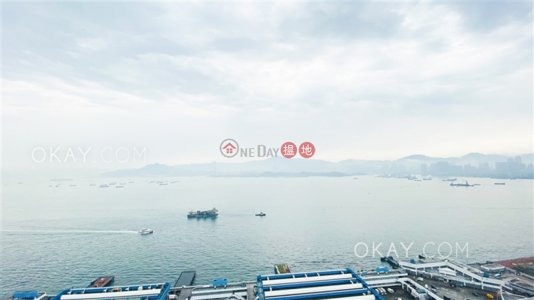 HK$ 75M Upton | Western District Unique 4 bedroom with harbour views & balcony | For Sale