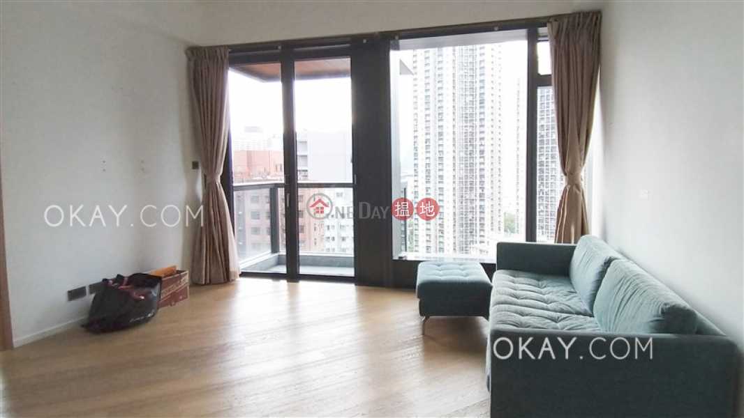 Rare 3 bedroom on high floor with balcony | Rental | Tower 2 The Pavilia Hill 柏傲山 2座 Rental Listings