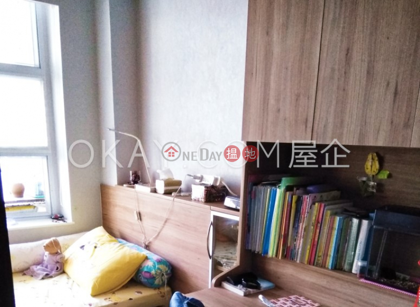 Charming 4 bedroom on high floor with balcony | For Sale | Vancouver Mansion 漢寧大廈 Sales Listings