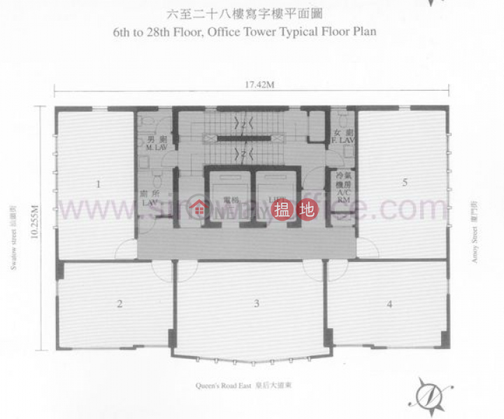 Property Search Hong Kong | OneDay | Office / Commercial Property Rental Listings | 900sq.ft Office for Rent in Wan Chai