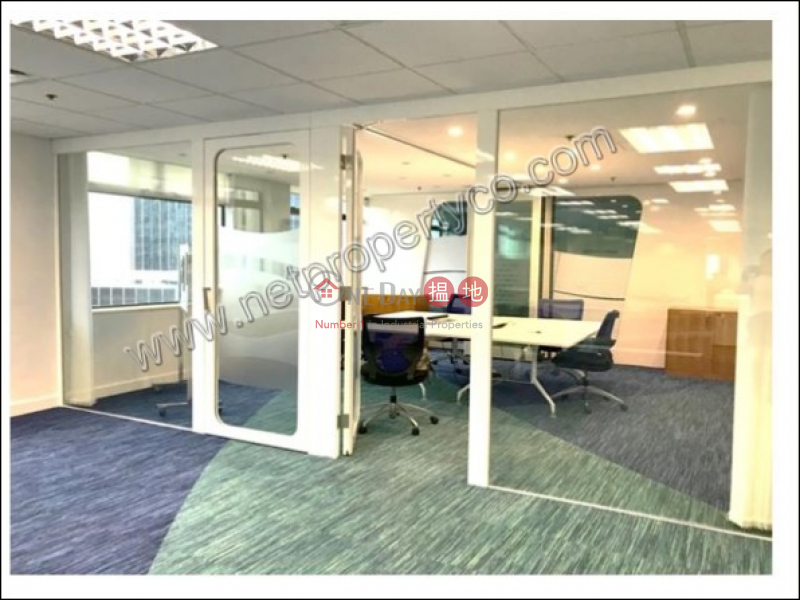 HK$ 264,000/ month, Wu Chung House, Wan Chai District   Prime office for Lease in Wan Chai