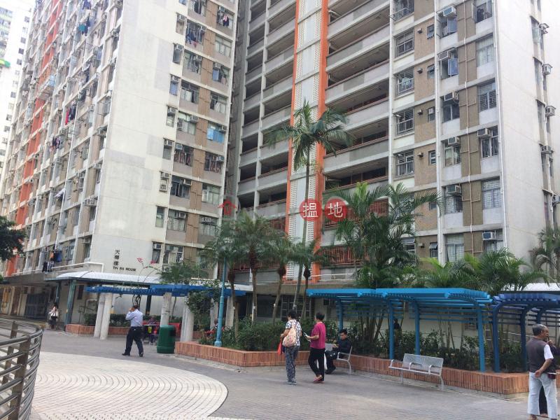 順天邨天暉樓 (Tin Fai House, Shun Tin Estate) 茶寮坳|搵地(OneDay)(1)