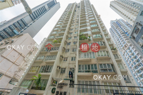 Gorgeous 2 bed on high floor with harbour views | For Sale|Sherwood Court(Sherwood Court)Sales Listings (OKAY-S46065)_0