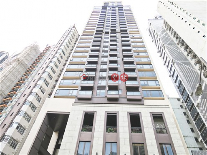 HK$ 24,000/ month yoo Residence | Wan Chai District | Charming 1 bed on high floor with sea views & terrace | Rental