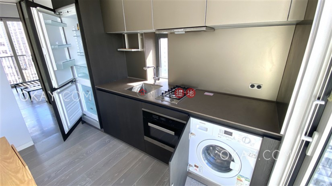 HK$ 28,000/ month 28 Aberdeen Street Central District Unique 1 bedroom with balcony | Rental