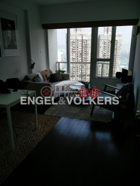HK$ 38,000/ month | Reading Place, Western District, 2 Bedroom Flat for Rent in Sai Ying Pun