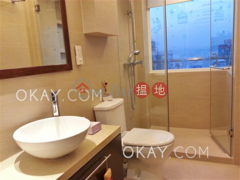 Practical 1 bed on high floor with harbour views | For Sale|On Fung Building(On Fung Building)Sales Listings (OKAY-S5800)_0