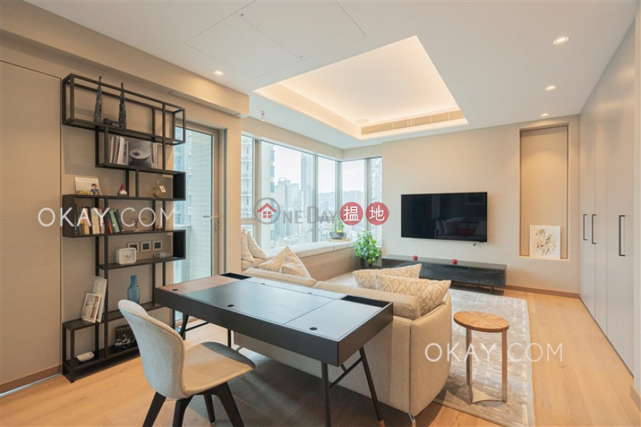 Luxurious 1 bedroom on high floor with balcony | For Sale | The Avenue Tower 2 囍匯 2座 Sales Listings