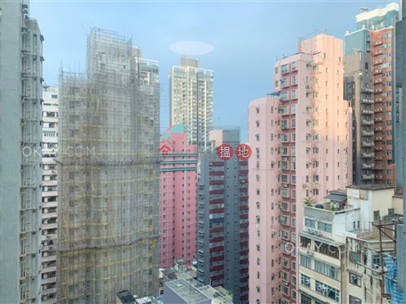 Unique 3 bedroom with balcony | Rental, Reading Place 莊士明德軒 Rental Listings | Western District (OKAY-R16609)